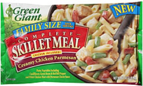 Green Giant Complete Skillet Meal Creamy Chicken Parmesan