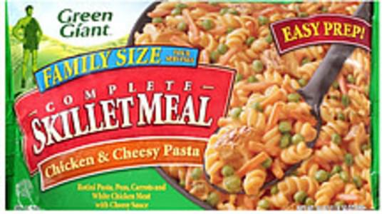 Green Giant Complete Skillet Meal Chicken & Cheesy Pasta