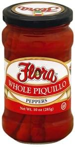 Flora Fine Foods Peppers Whole Piquillo