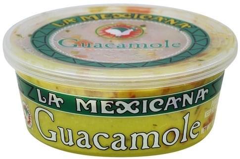 La Mexicana Guacamole - 10 oz
