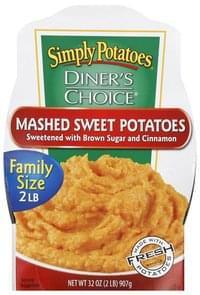 Simply Potatoes Mashed Sweet Potatoes Family Size
