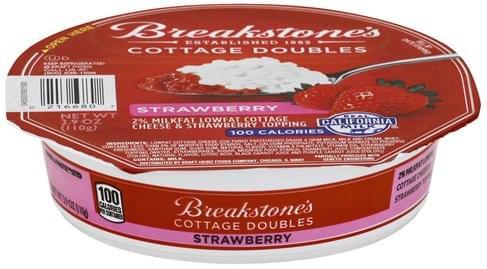 Magnificent Breakstones 2 Milkfat Lowfat Strawberry Cottage Cheese Download Free Architecture Designs Embacsunscenecom