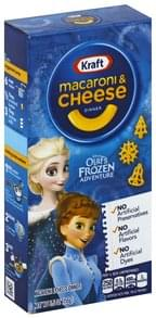 Kraft Macaroni & Cheese Dinner Disney Olaf�s Frozen Adventure