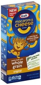 Kraft Macaroni & Cheese Dinner Original