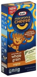 Kraft Macaroni & Cheese Dinner Original