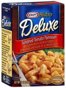 Kraft Pasta Sundried Tomato Parmesan