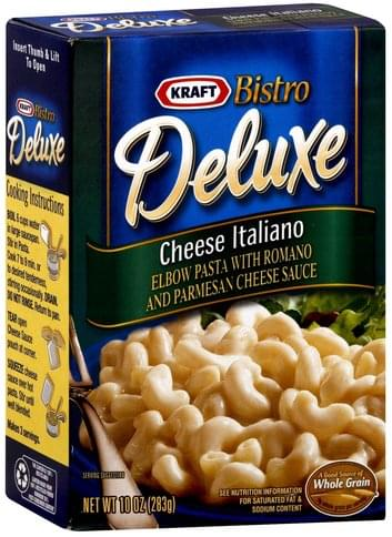 Kraft Cheese Italiano Pasta - 10 oz