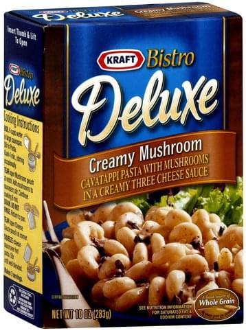 Kraft Creamy Mushroom Pasta - 10 oz