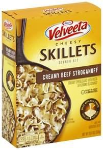 Velveeta Dinner Kit Creamy Beef Stroganoff