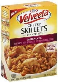 Velveeta Dinner Kit Jambalaya