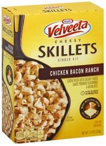 Velveeta Dinner Kit Chicken Bacon Ranch