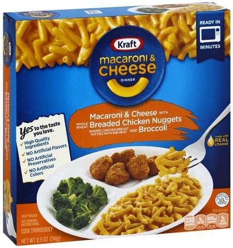 Kraft Dinner Macaroni & Cheese - 8.5 oz