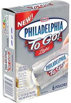 Philadelphia Cream Cheese Spread Light