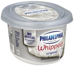 Philadelphia Cream Cheese Spread Whipped, Original