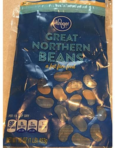 Kroger Great Northern Beans - 35 g