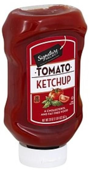 Signature Select Tomato Ketchup - 20 oz