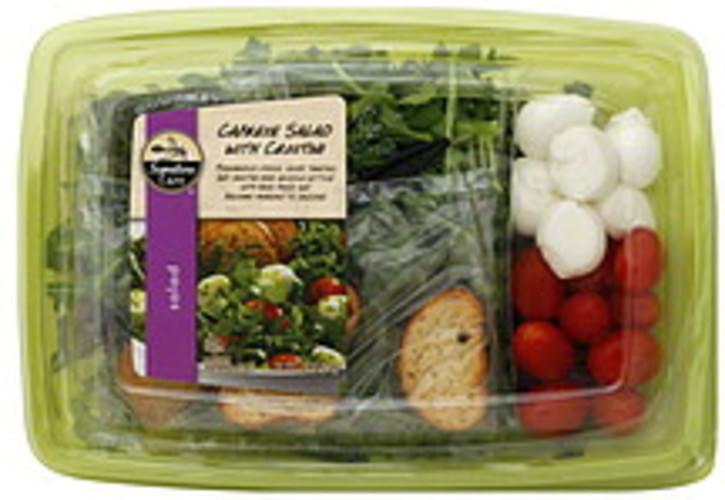 Signature Cafe Caprese Salad with Crostini - 8.25 oz