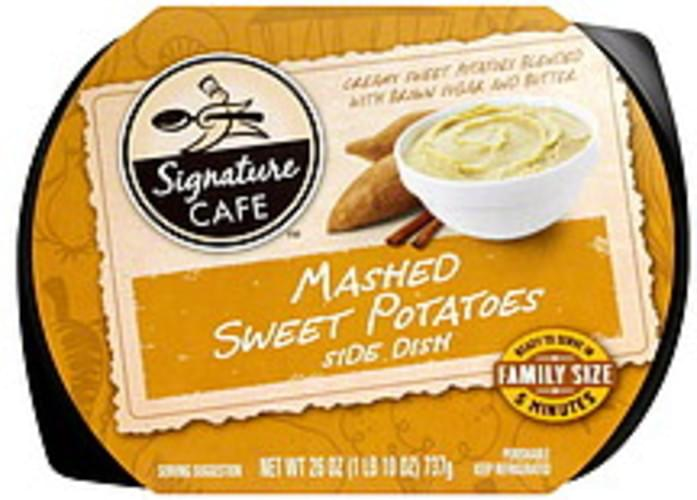 Signature Cafe Mashed Sweet Potatoes - 26 oz