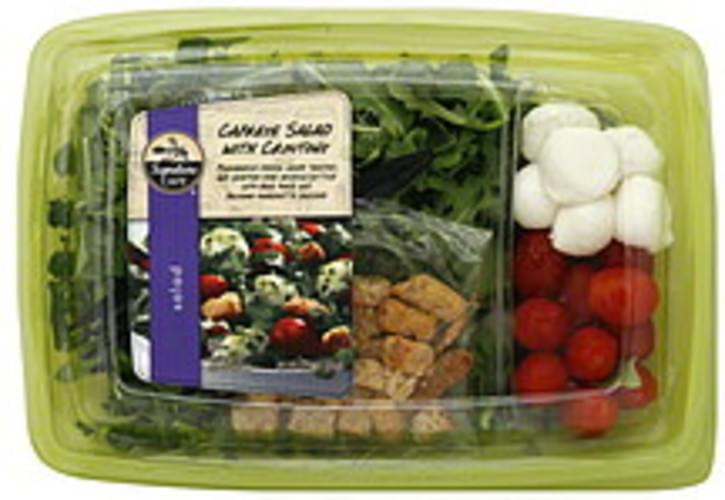 Signature Cafe Caprese Salad with Croutons - 8.25 oz