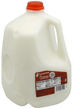 Lucerne Milk Creamy Fat Free