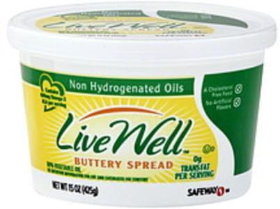 Safeway Buttery Spread