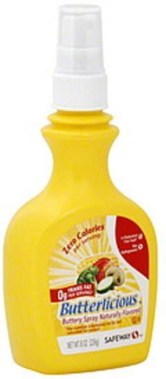 Safeway Buttery Spray