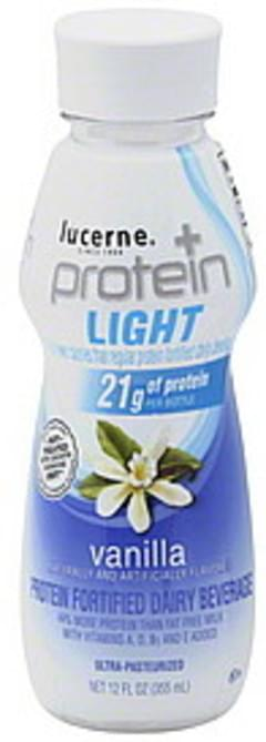 Lucerne Fortified Dairy Beverage Vanilla