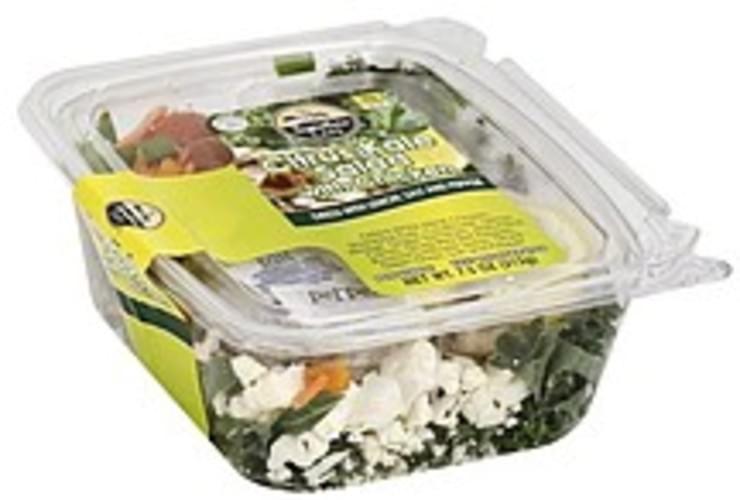 Signature Cafe Citrus Kale, with Chicken Salad - 7.5 oz