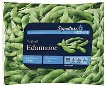 Signature Edamame In Shell