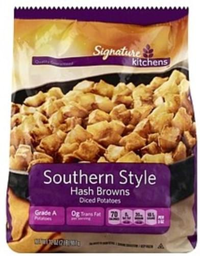 Signature Diced Potatoes, Southern Style Hash Browns - 32 oz