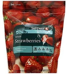 Safeway Strawberries Whole