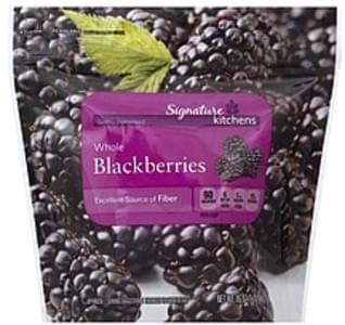 Signature Blackberries Whole