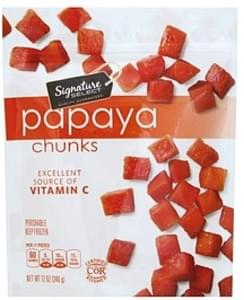 Signature Select Papaya Chunks