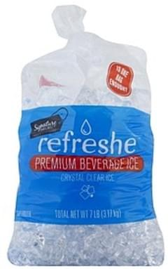 Signature Select Beverage Ice Premium
