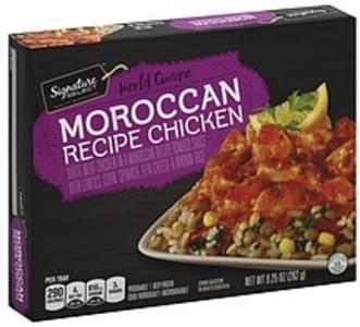 Signature Select Moroccan Recipe Chicken