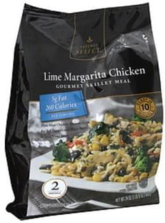 Safeway Select Gourmet Skillet Meal Lime Margarita Chicken