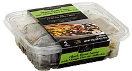 Safeway Select Black Bean Saute Kit with Mango Pico de Gallo