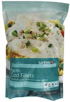 Safeway Select Pacific Cod Fillets