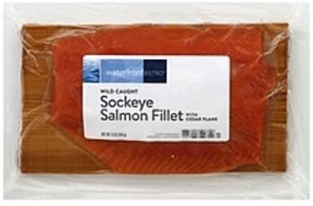 Waterfront Bistro Salmon Fillet Sockeye