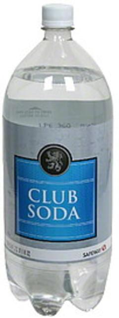 Safeway Club Soda