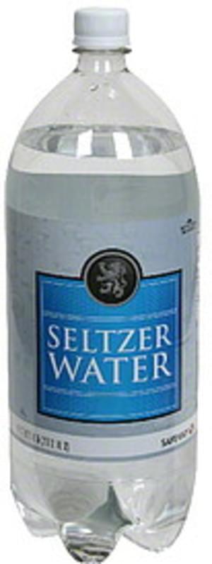 Safeway Seltzer Water - 67.6 oz
