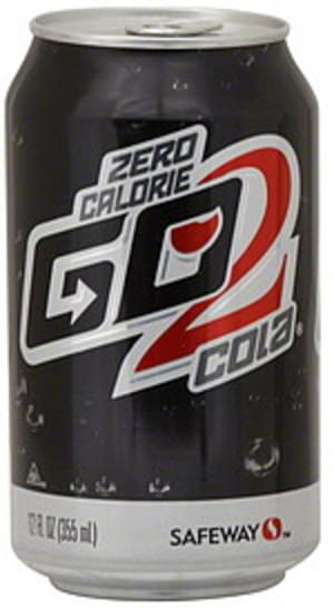 Safeway Cola - 12 oz