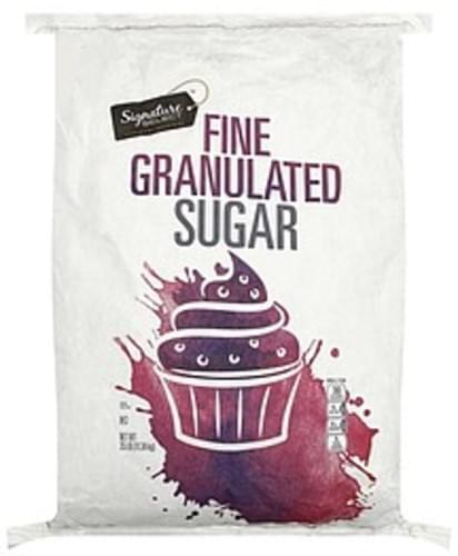 Signature Select Granulated, Fine Sugar - 25 lb