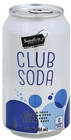 Signature Select Club Soda