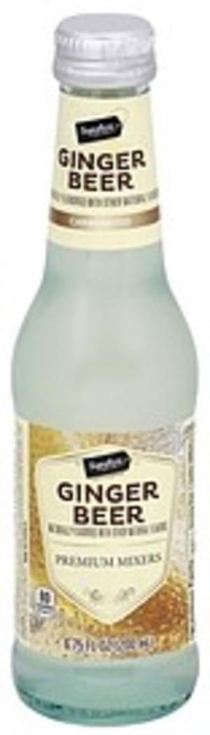 Signature Select Carbonated Ginger Beer - 6.75 oz