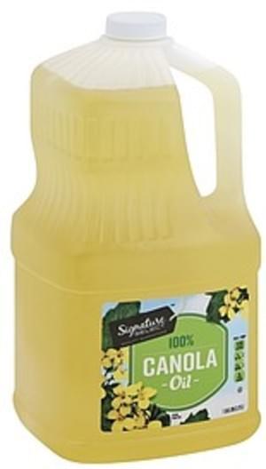 Signature Select 100% Canola Oil - 1 gl