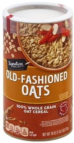 Signature Select Oats Old-Fashioned