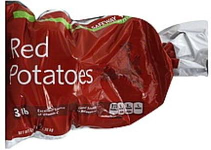 Safeway Potatoes Red