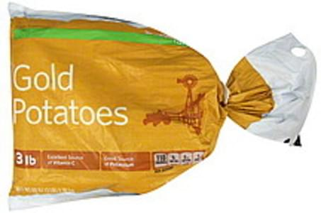 Safeway Potatoes Gold