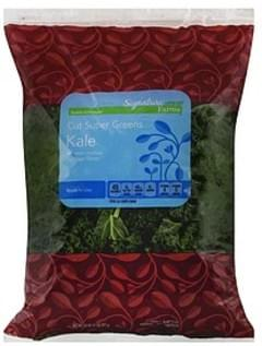 Signature Farms Kale Cut Super Greens